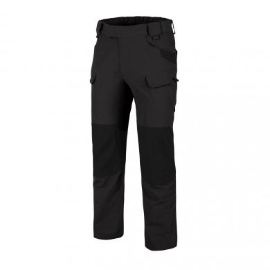 Kalhoty OUTDOOR TACTICAL® softshell Ash Grey / Black