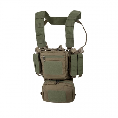 Vesta taktická TRAINING MINI RIG® ADAPTIVE GREEN / OLIVE GREEN