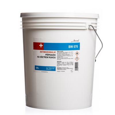 Antimikrobiální gel 19L