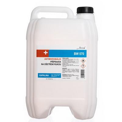 Antimikrobiální kapalina 20L