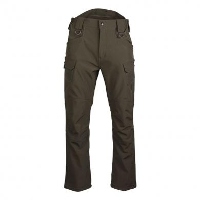 Kalhoty ASSAULT softshell RANGER GREEN