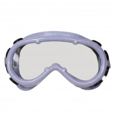 Brýle ochranné RETRO ŠEDÉ