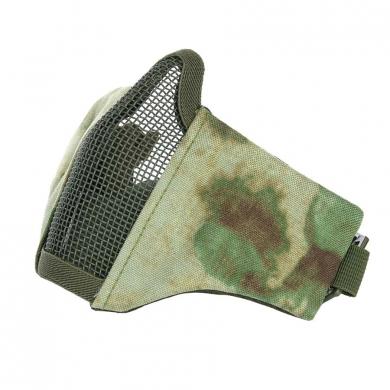 Maska AIRSOFT polstrovaná s møížkou ICC FG