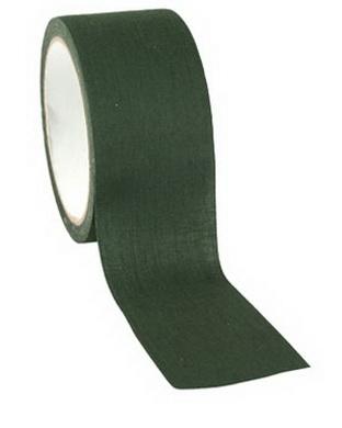 Páska lepící MIL-TEC vodìodolná OLIV