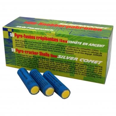 Svìtlice pro plynové pistole ZINK 15mm 50 ks