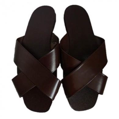 Pantofle trepky AÈR HNÌDÉ