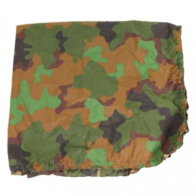 Pøevlek na batoh holandské jungle maskovaný použitý