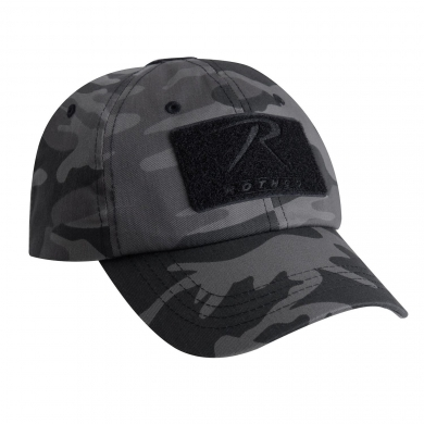Èepice TACTICAL BLACK CAMO