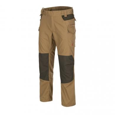 Kalhoty PILGRIM COYOTE/TAIGA GREEN