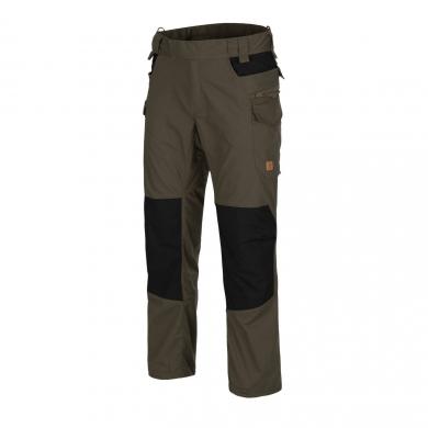 Kalhoty PILGRIM TAIGA GREEN/ÈERNÉ