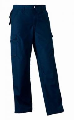 Pánské pracovní kalhoty Heavy Duty dlouhé - Modré