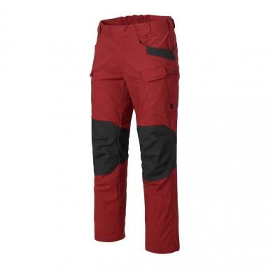 Kalhoty URBAN TACTICAL rip-stop CRIMSON SKY/ASH GREY