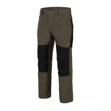 Kalhoty WOODSMAN TAIGA GREEN/ÈERNÉ