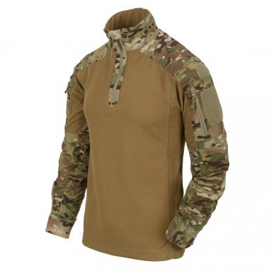 Košile taktická MCDU NYCO rip-stop MULTICAM/COYOTE