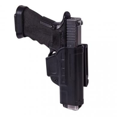 Pouzdro pistolové GLOCK 17 plastové POLYMER
