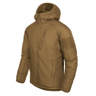 Bunda WOLFHOUND CLIMASHIELD® APEX 67G s kapucí COYOTE