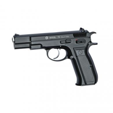 Pistole vzduchová ASG CZ-75 BLOWBACK - BB 6mm