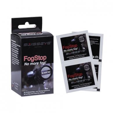 Ubrousek na brýle protimlžící FOG STOP 30 kusù