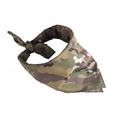 Šátek ètyøcípý 55x55 cm MULTITARN®