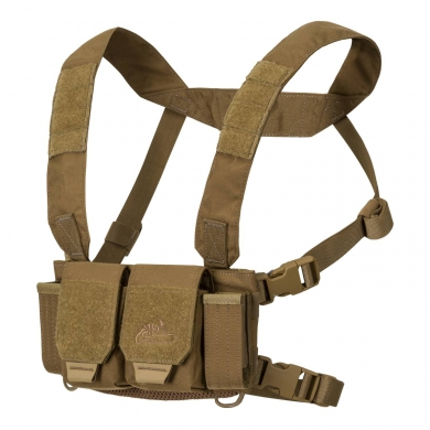 Vesta chest rig COMPETITION COYOTE