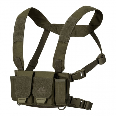 Vesta chest rig COMPETITION OLIVE GREEN