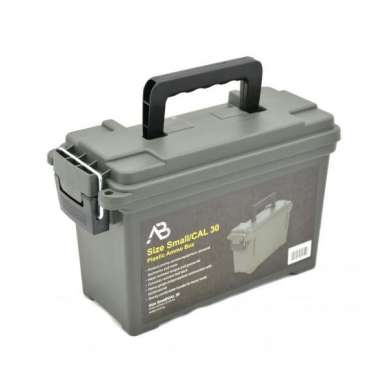 Bedna na munici plastová AMMO BOX US CAL.30