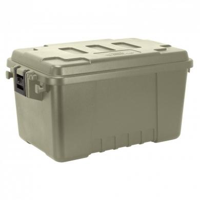 Bedna/box pøepravní SPORTMAN´S TRUNK 45 l plast ZELENÁ