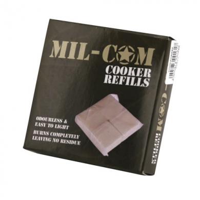 Líh pevný MIL-COM 8ks tablet