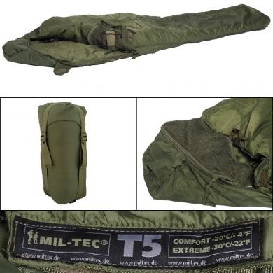 Spac�k TACTICAL T5 ZELEN�