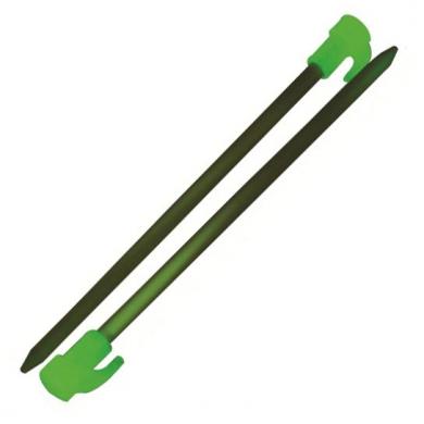 Kolík stanový FLUORESCENÈNÍ 20 cm 6 ks
