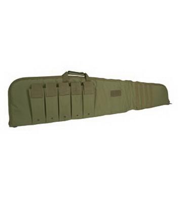 Pouzdro na pušku MODULAR s popruhem OLIV 140cm