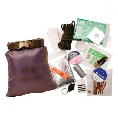 Balíèek pro pøežití záchranná sada Trekking Essential BCB