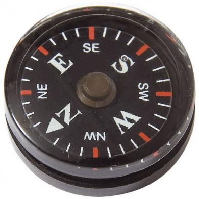 Kompas BUTTON malý MIL-COM 2 cm