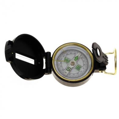 Kompas SCOUT plastový ÈERNÝ