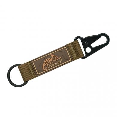 Klíèenka s karabinou logo HELIKON-TEX COYOTE