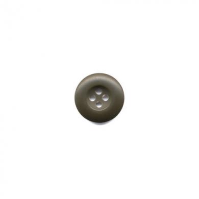 Knoflík plastový BDU 18mm ZELENÝ