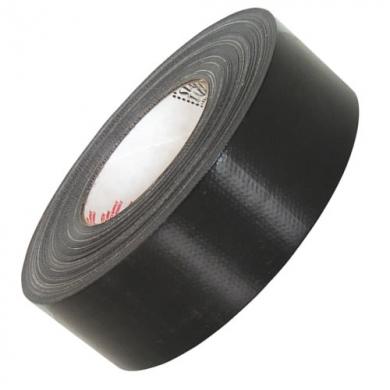 Páska lepící DUCT TAPE 50mm x 55m ÈERNÁ