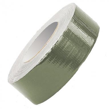 Páska lepící DUCT TAPE 50mm x 55m OLIV