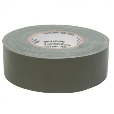 Páska lepící BW TEXTILNÍ 7,5cm x 50m ZELENÁ