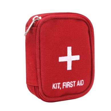 Lékárnièka první pomoci M-1 s vybavením ÈERVENÁ
