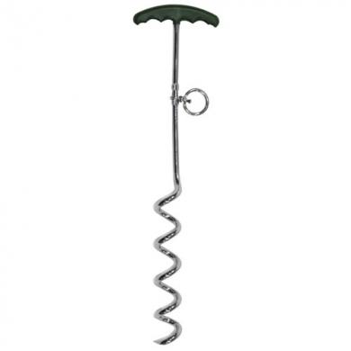 Kolík lovecký kroucený s madlem 45cm
