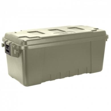 Bedna/box pøepravní SPORTMAN´S TRUNK 64 l plast ZELENÁ