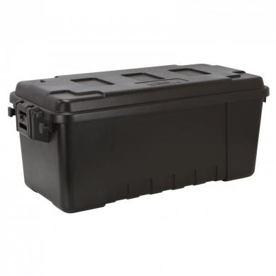 Bedna/box pøepravní SPORTMAN´S TRUNK 64 l plast ÈERNÁ