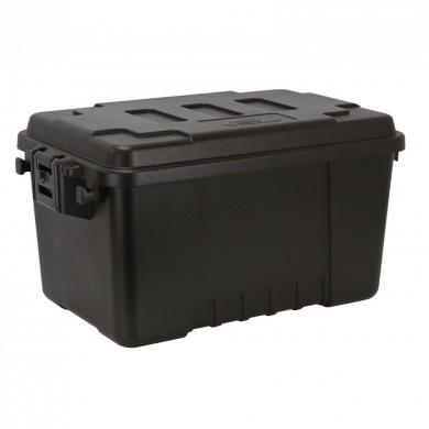 Bedna/box pøepravní SPORTMAN´S TRUNK 45 l plast ÈERNÁ