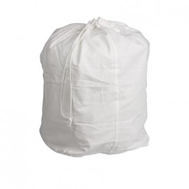 Pytel FRANCOUZSKÝ na špinavé prádlo BÍLÝ použitý