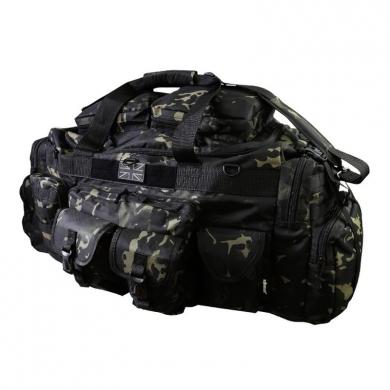 Taška SAXON HOLDALL 125 ltr. BTP BLACK