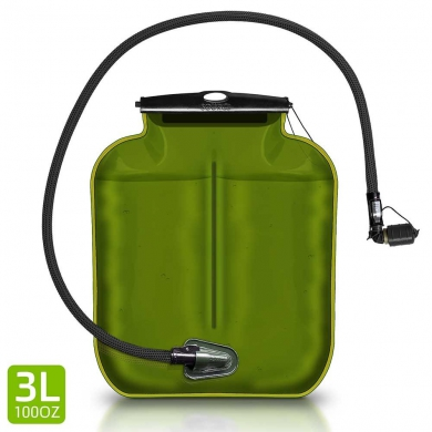 Vak hydrataèní vložka 3L ILPS ÈERNÝ + UTA adapter