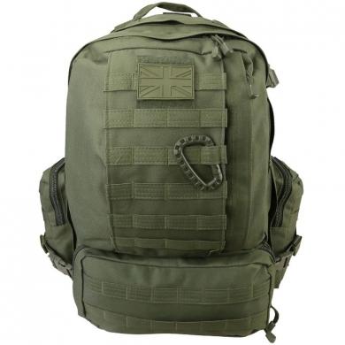 Batoh VIKING Patrol Pack MOLLE 60 litrù ZELENÝ