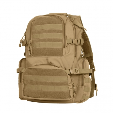 Batoh MULTI-CHAMBER Assault MOLLE COYOTE