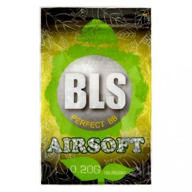 Kulièky airsoft BLS BIO 0.20g 5000ks